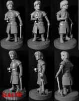 Tyrion Lannister 360 by SKBstudios