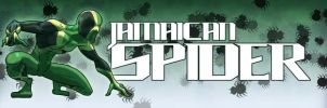 Jamaican Spider - Banner by Juggertha