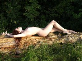 Reclined Nude 2 by GSC4X
