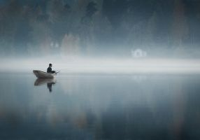Quiet Moment by MikkoLagerstedt
