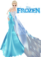 The Cold Never Bothered Me Anyway by TwistedElagence