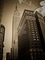 Empire State Building by EligoDesign