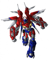 optimus prime -Halo final by micky86