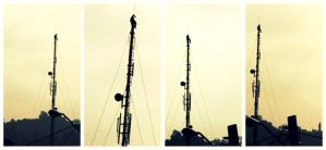 Cell Site by aydap
