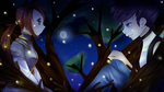 Fireflies in the night [NightwishShipping] by AshiSilverSoul