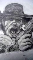 Red Dead Revolver by BloodGrin