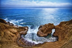 Pacific Tide by M-Lewis