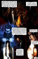 Unnaturals comic book try out, page 7 by evergard