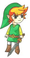Toon Link by Oblivion69