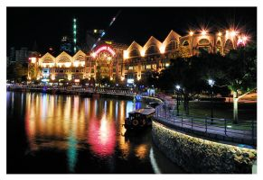 Riverside Point by iGeekz