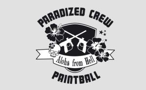 Paradized Crew Logo by anchorless77