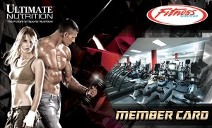 Member card Fitness solution 2 (depan) by hardiart