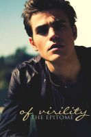 Paul Wesley Phone Wall by McOlussska