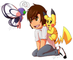pokemon ANDREW EDITION by AndyArts