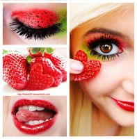 STRAWBERRIES by Katie23
