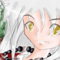 . Inuyasha- Feudal Fairy Tale- by hisokegrieve4