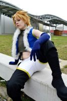 Sting_Fairy Tail by grimmiko88