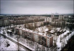 Pripyat by Dyingdead