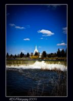 Idaho Falls Temple 2 by artisticallylearning