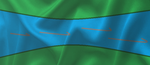 Flag of the River Ogweng by ZhaneAugustine