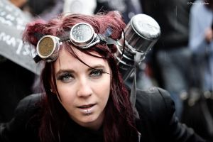 Interlude - Zombie Day : Mutations and Steampunk by Charles-Hopfner