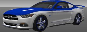 custom 2015 Ford Mustang GT 50th Anniversary by 2015mustang