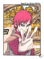 Naruto 516. Gaara's Speech. HAPPY B-DAY by lamoco-13