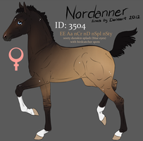 3504 Nordanner Foal by SWC-arpg