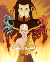 ATLA: Poster Contest by JerseyX