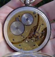 Pocket-watch IV by somnophage
