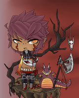Orig by BeesHoneypot - Dragonslayer Adopt [CLOSED] by JeanaWei