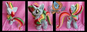 My Little Pony Commission MIMIC by CINNAMON-STITCH