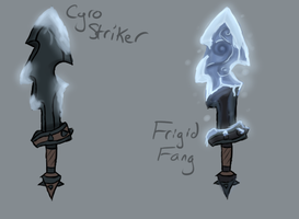 Spiral Knights [Cold Cutters] by BlazingCobalt