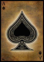 Ace Of Spades by GabeRios