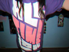 All time low shirt by maraaax3