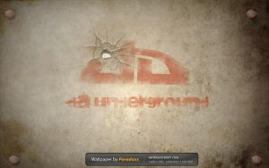 dA Underground WP by prdx-design
