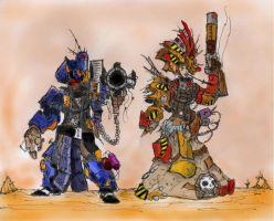 Wasteland Elite - Colored by HJTHX1138