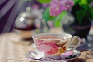 Tea party 5 by Emmatyan