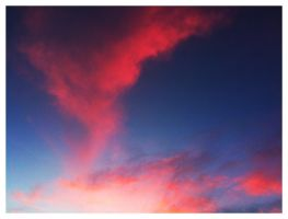 Pink Clouds. by Shutterbug0629