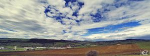 Romanian Countryside by Alex230