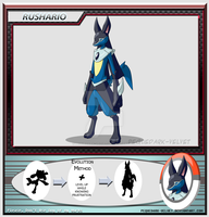 Alternative Evo: RUSHARIO by PEQUEDARK-VELVET