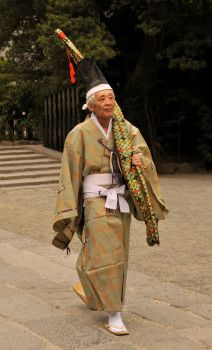Satisfied Monk by AndySerrano