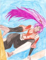 Yoruichi by Carrere6
