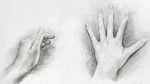 Hand Study by Laserbot