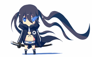 Black Rock Shooter by airana