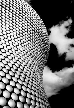 Bullring in Black by hErDiE
