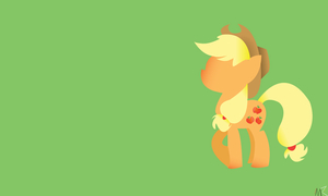 Apple Jack Wallpaper by MysticWonderingWoman