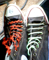 The Converses That Got Away by d-ranged