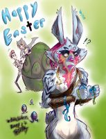 Easter Surprise by Squ1dP0ny