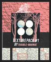 Trouble-maknae Texture Pack #1 by dontayyy